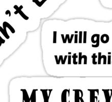 Fandom Terms  Sticker