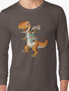 Just Keep Flying Long Sleeve T-Shirt