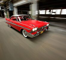 """Christine"", the Plymouth Fury by Stefan Bau"