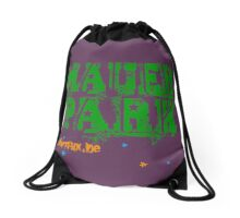 MAUERPARK in (Ost)Berlin Drawstring Bag
