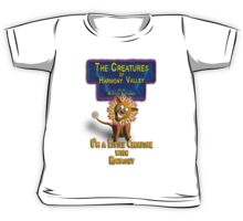 Daniel the Dandy Lion Kids Tee