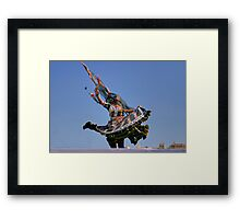 Skydance Framed Print