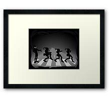 Abe'y Road Framed Print
