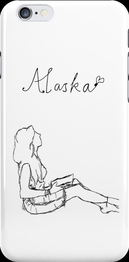 Alaska Young  by Kayleigh Gough