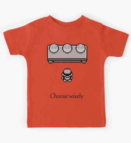 Pokemon - The choice Kids Tee