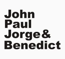 John Paul Jorge & by Robin Brown