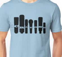 Microphone Line Up Unisex T-Shirt