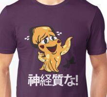 Nervous Inky Unisex T-Shirt