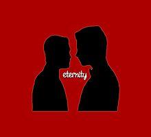 Eternity by struckbylea