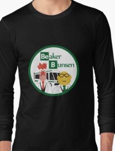 Breaking Muppets Long Sleeve T-Shirt