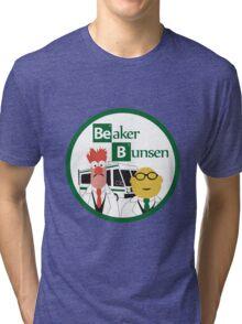 Breaking Muppets Tri-blend T-Shirt