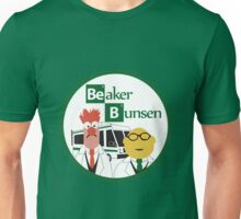Breaking Muppets Unisex T-Shirt
