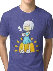 Morning Coffee 2 Tri-blend T-Shirt