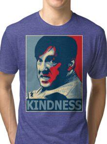 Ricky Gervais Derek Kindness Tri-blend T-Shirt