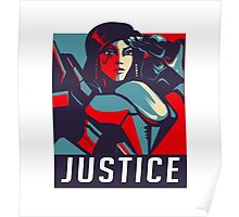 For Great Justice! Poster