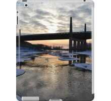 Portrait Discovery at Dusk iPad Size iPad Case/Skin