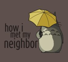 How I Met My Neighbor Baby Tee