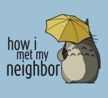 How I Met My Neighbor One Piece - Short Sleeve