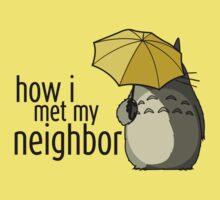 How I Met My Neighbor Baby Tee