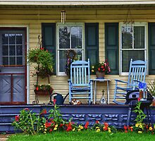 House in the Country by Heather  Andrews Kosinski