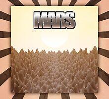 Mars by Phil Perkins