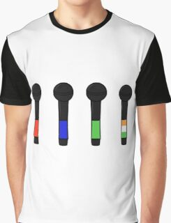 BAND : OT4 Graphic T-Shirt
