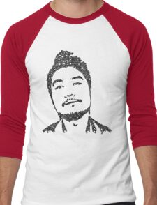 Dumbfoundead Portrait Men's Baseball ¾ T-Shirt