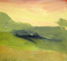Fields of Grain by Cailin Rawlins