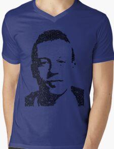 Macklemore Portrait Mens V-Neck T-Shirt