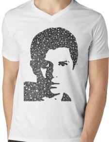 Watsky Portrait Mens V-Neck T-Shirt