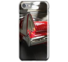 """Christine"", the Plymouth Fury from the movie of John Carpenter iPhone Case/Skin"