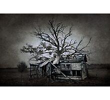 Dead Place Photographic Print