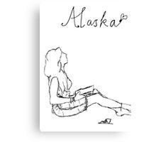 Alaska Young  Canvas Print