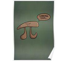 I am Pi Poster