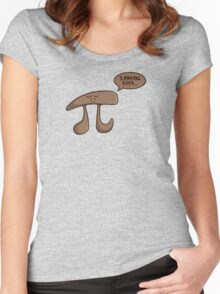 I am Pi Women's Fitted Scoop T-Shirt