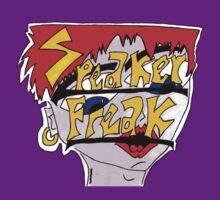 Speaker Freak - Speakin' Out by MartyArts