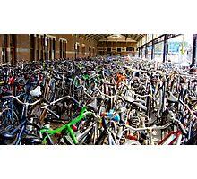 Haarlem Station Photographic Print
