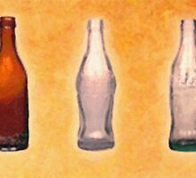 Te evolution of the bottle by Adam Asar