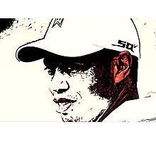 tiger woods Photographic Print