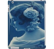 Vintage Beautiful Lady - iPad Case iPad Case/Skin