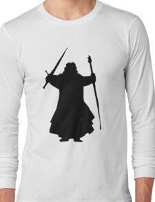 Gandalf Icon Tee Long Sleeve T-Shirt