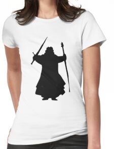 Gandalf Icon Tee Womens Fitted T-Shirt