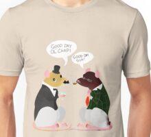 """two """"fancy"""" rats Unisex T-Shirt"""