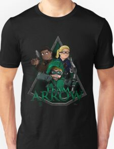 Original Team Arrow #TheOriginalGangstas T-Shirt