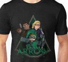 Original Team Arrow #TheOriginalGangstas Unisex T-Shirt