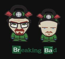 Breaking bad by hazzaclothing