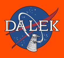 Dalek Space Program Kids Tee