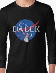 Dalek Space Program Long Sleeve T-Shirt