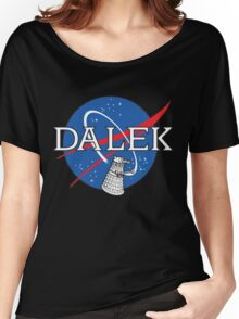 Dalek Space Program Women's Relaxed Fit T-Shirt