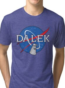 Dalek Space Program Tri-blend T-Shirt
